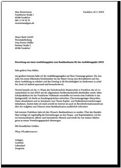 Die Perfekte Bewerbung Zur Ausbildung Ausbildungspark Verlag