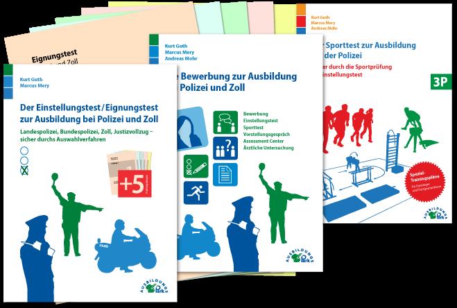 sparpaket der eignungstest einstellungstest die bewerbung und der sporttest zur ausbildung bei der - Polizei Thuringen Bewerbung