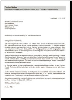 Die Bewerbung zur Ausbildung: Friseur / Friseurin - Ausbildungspark Verlag