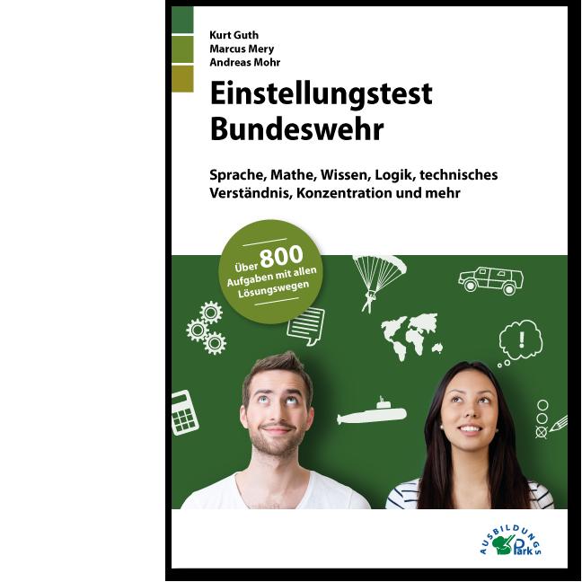 Bundeswehr Einstellungstest 2018 inklusive App: Eignungstest