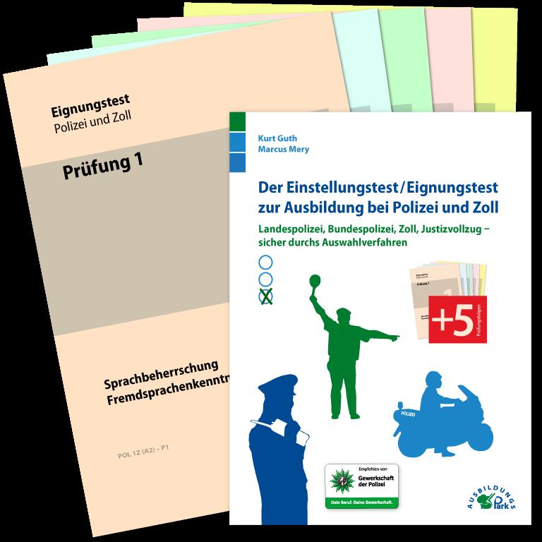 der eignungstest einstellungstest zur ausbildung bei polizei und zoll - Polizei Thuringen Bewerbung