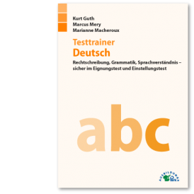 Testtrainer Deutsch